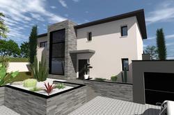 Vente maison contemporaine Pusignan Lot 3 3