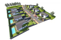 Vente maison contemporaine Pusignan 3D allégée.JPG
