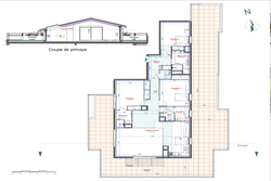 Neuf appartement Genas Plan A31