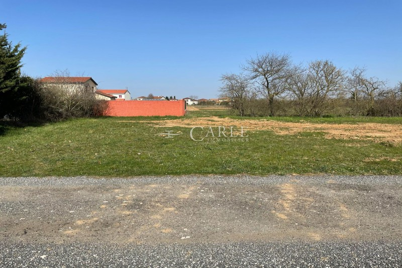 Vente terrain Genas  Land Genas Azieu,   to buy land   418 m²