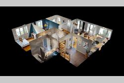 Vente appartement Ecully Residence-Duparc-Descedres-Dollhouse-View