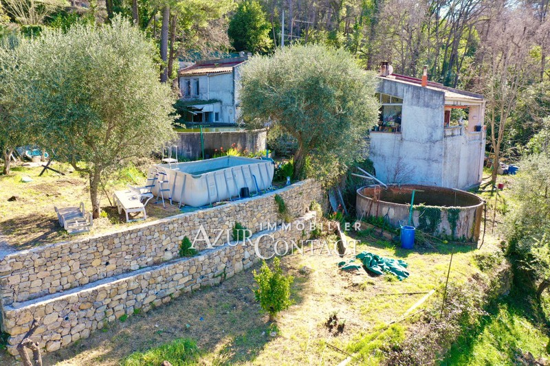 Photo House Mougins Au calme proche commodites,   to buy house  4 bedroom   125 m²