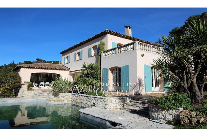 Villa Mougins Centre-ville,   achat villa  5 chambres   221m²