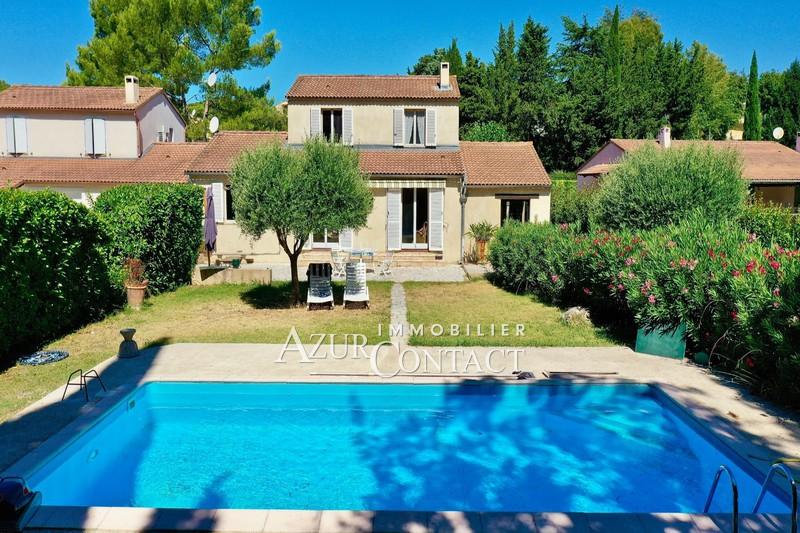 Photo House Mougins Residentiel,   to buy house  3 bedroom   117m²
