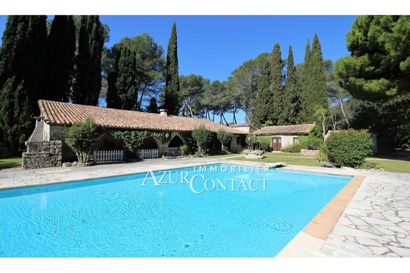 Bastide Mougins Proche mougins school,   to buy bastide  4 bedroom   260 m²