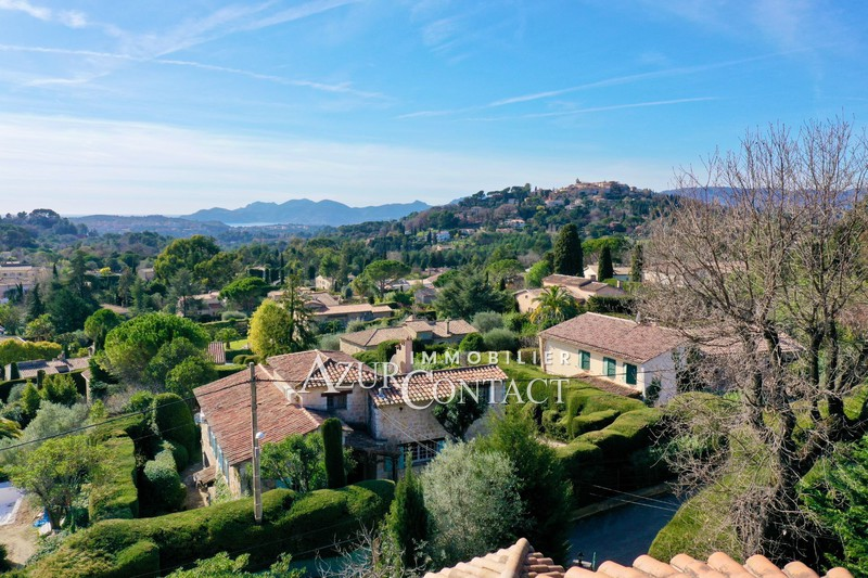 Villa Mougins Vue mer - domaine st basile,   to buy villa  5 bedroom   251 m²
