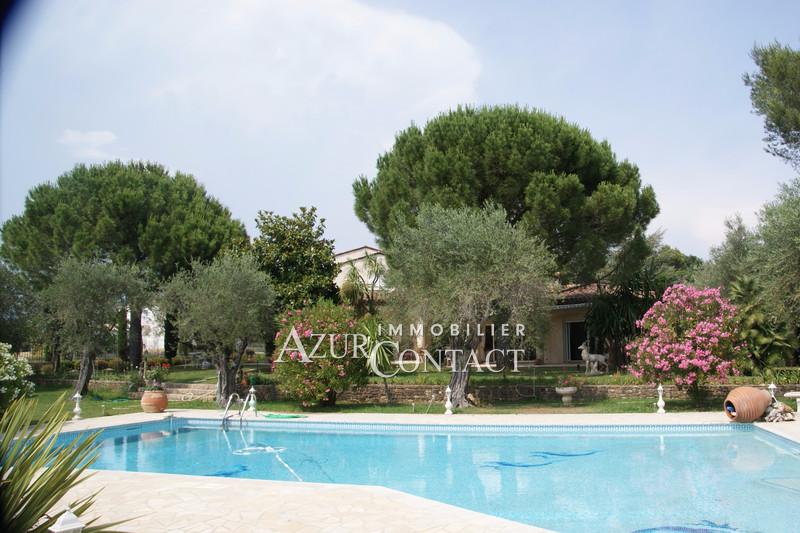 Villa Mouans-Sartoux Castellaras,   achat villa  4 chambres   220m²