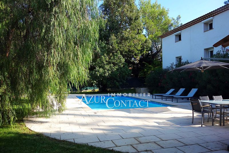 Photo Villa Mougins Limite le cannet,   to buy villa  5 bedroom   270 m²