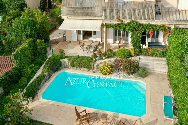 Apartment Cannes Bas croix des gardes,   to buy apartment  4 rooms   132m²