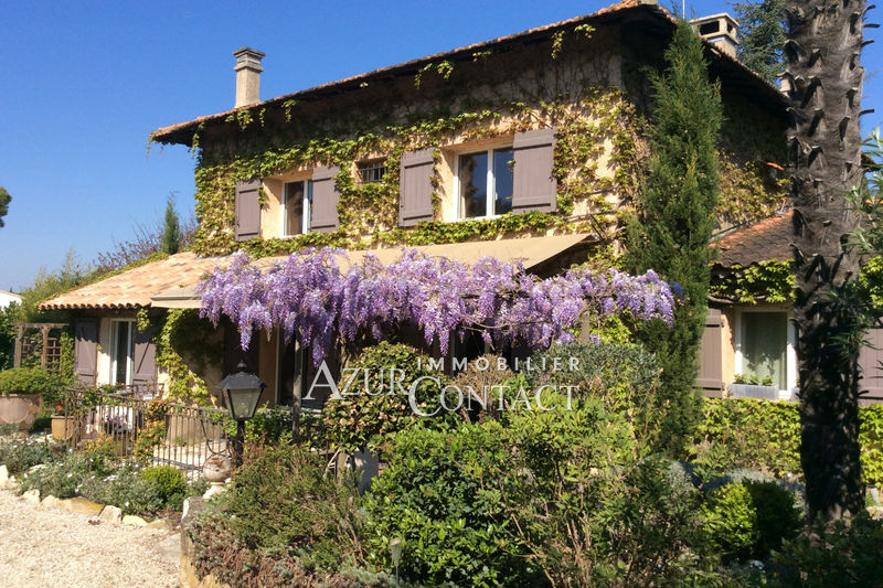Photo Villa Mougins Proximité val de mougins,   to buy villa  4 bedroom   170 m²