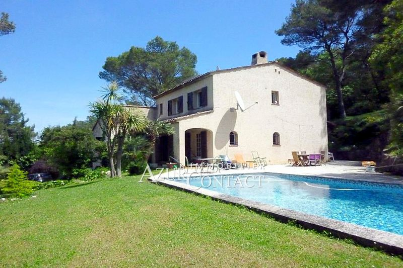 Photo Villa Mougins Proche golf,   to buy villa  6 bedroom   232 m²
