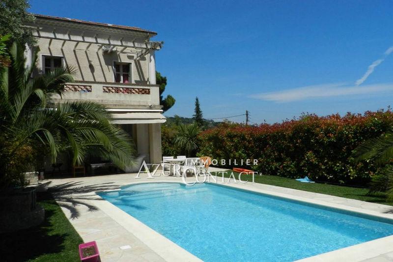 Photo Villa Mougins Proche val de mougins,   achat villa  4 chambres   150m²