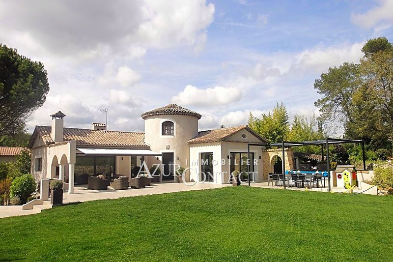 Photo Contemporary house Mougins Proche golf,   to buy contemporary house  5 bedroom   280 m²