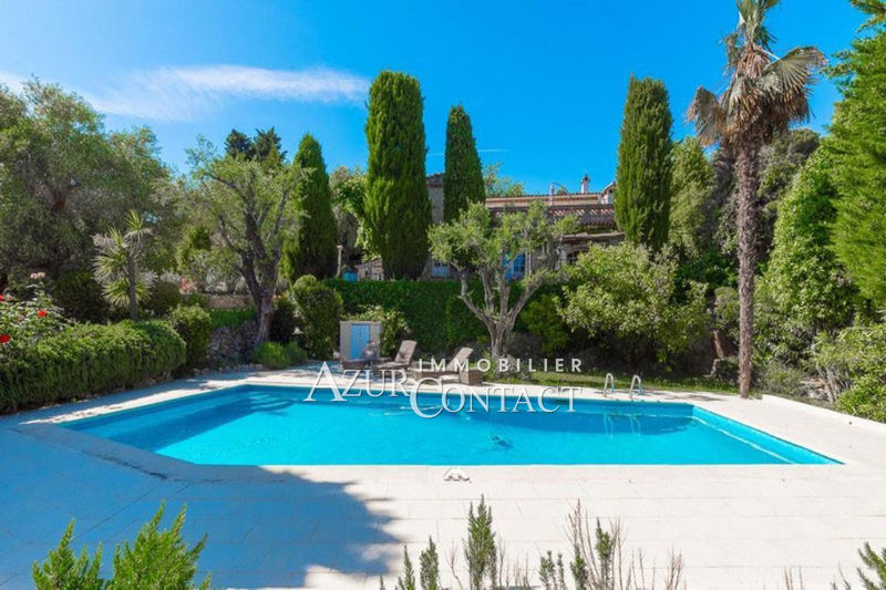 Photo Villa Mougins Proche vieux village,   to buy villa  4 bedroom   180 m²