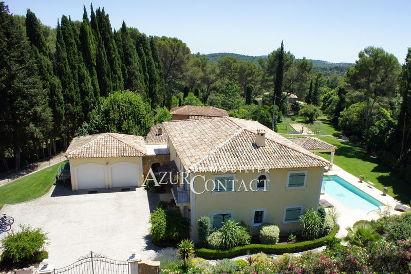 Photo Villa Mougins Proche golf,   to buy villa  6 bedroom   300 m²
