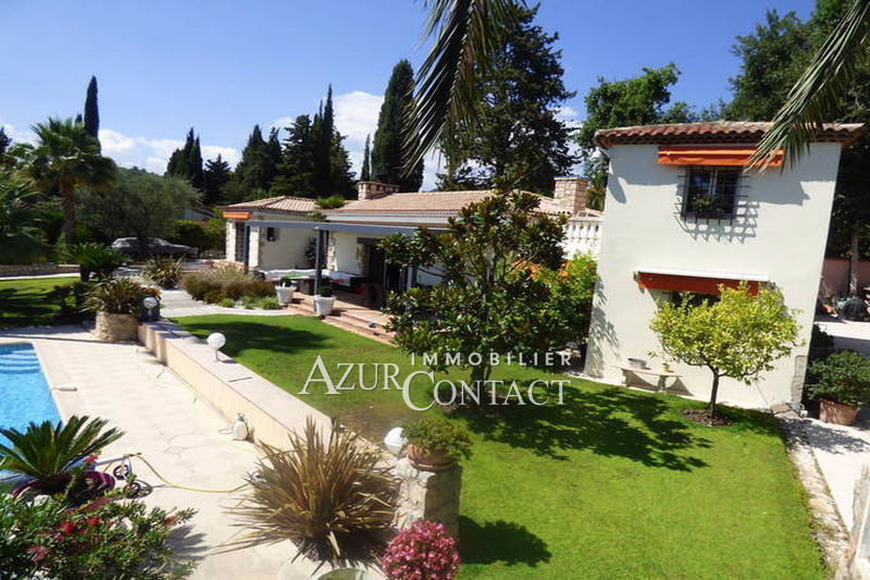 Photo Villa Mougins Campagne,   to buy villa  4 bedroom   220 m²