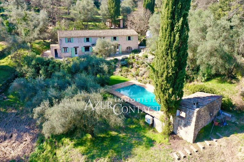 Photo Villa Mougins Au calme proche commodites,   achat villa  4 chambres   200m²