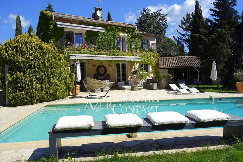 Villa Mouans-Sartoux Residentiel,   to buy villa  7 bedroom   337 m²