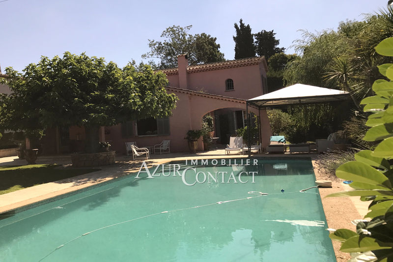 Photo Villa Mougins Proche golf,   to buy villa  4 bedroom   160 m²