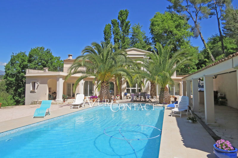 Photo Villa Mougins Proche village,   to buy villa  4 bedroom   200 m²