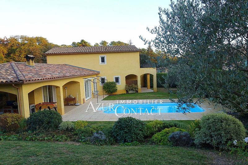 Photo Villa Mouans-Sartoux Castellaras,   to buy villa  4 bedroom   190 m²