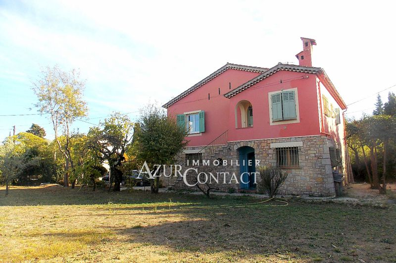 Photo Villa Mougins Entre village et golf,   to buy villa  4 bedroom   141 m²