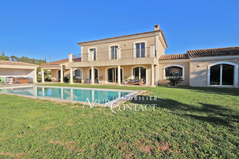 Photo Villa Mougins Entre village et golf,   to buy villa  4 bedroom   300 m²