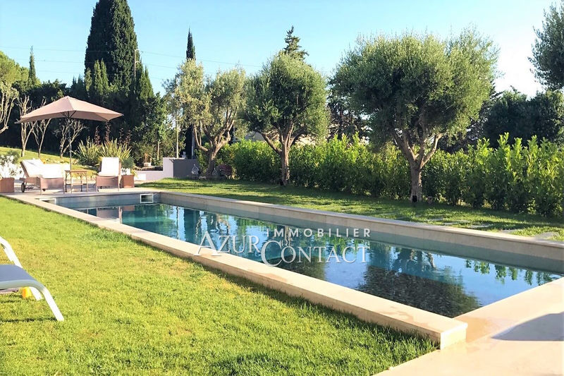 Villa Mouans-Sartoux Colline castellaras,   to buy villa  4 bedroom   283 m²