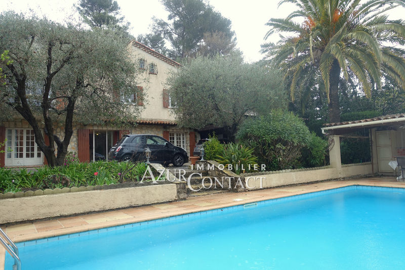 Photo Villa Mougins Au pied du village,   to buy villa  6 bedroom   200 m²
