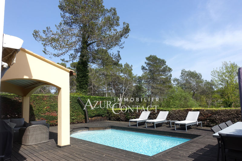 Villa Mougins Proche mougins school,   to buy villa  3 bedroom   120 m²