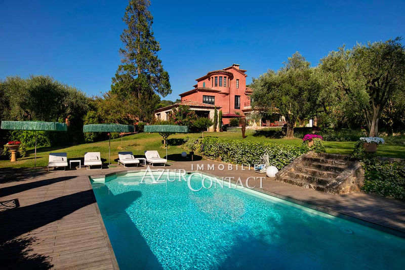 Photo Bastide Mougins Notre dame de vie,   to buy bastide  5 bedroom   356 m²