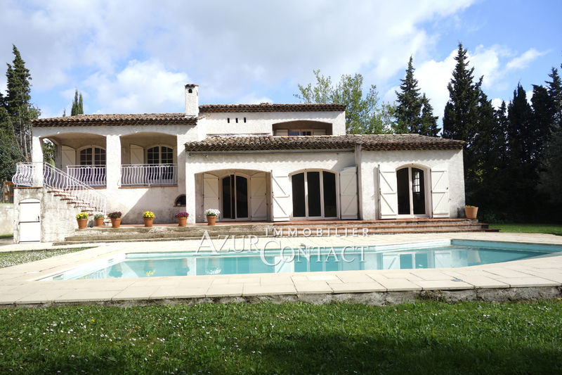 Villa Mougins Saint basile,   achat villa  4 chambres   220m²