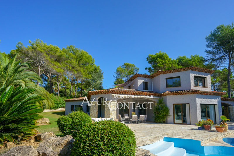 Photo House Mougins Les parcs de mougins,   to buy house  4 bedroom   253 m²