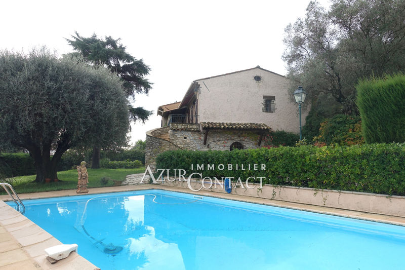 Photo Villa Mougins Au pied du village,   to buy villa  5 bedroom   210 m²