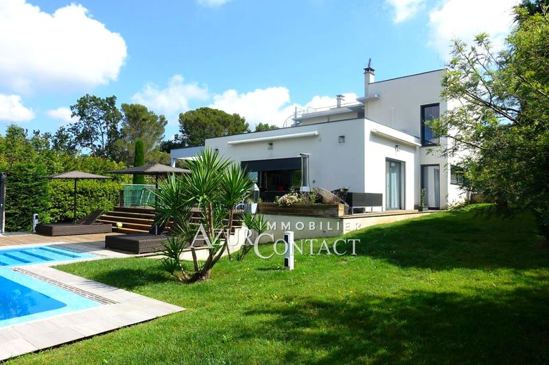 Photo Contemporary house Mougins Le guillet,   to buy contemporary house  5 bedroom   235 m²