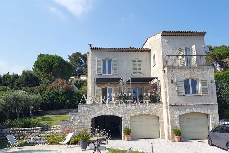 Photo Villa Mougins Entre village et golf,   to buy villa  5 bedroom   200 m²