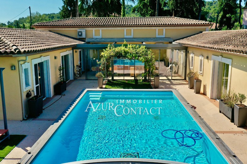 Photo Villa Mougins Proche golf,   to buy villa  5 bedroom   300 m²