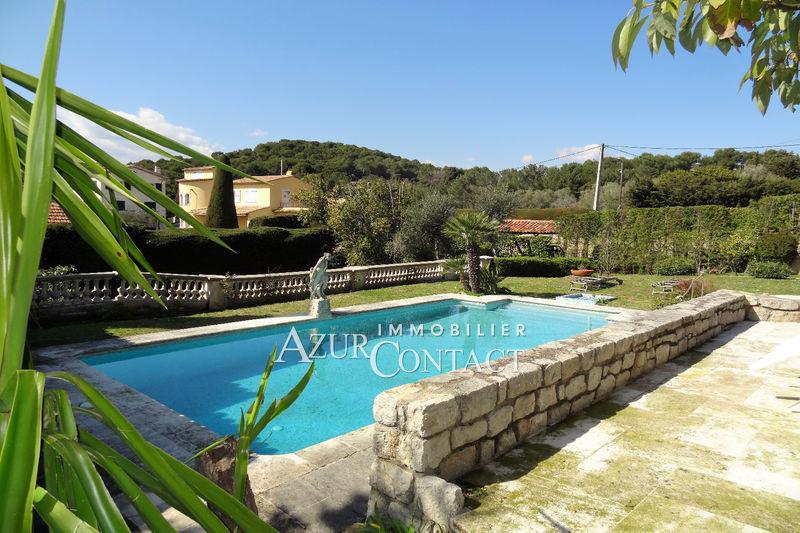 Photo Villa provençale Le Cannet Hauteurs cannet,   achat villa provençale  3 chambres   171m²