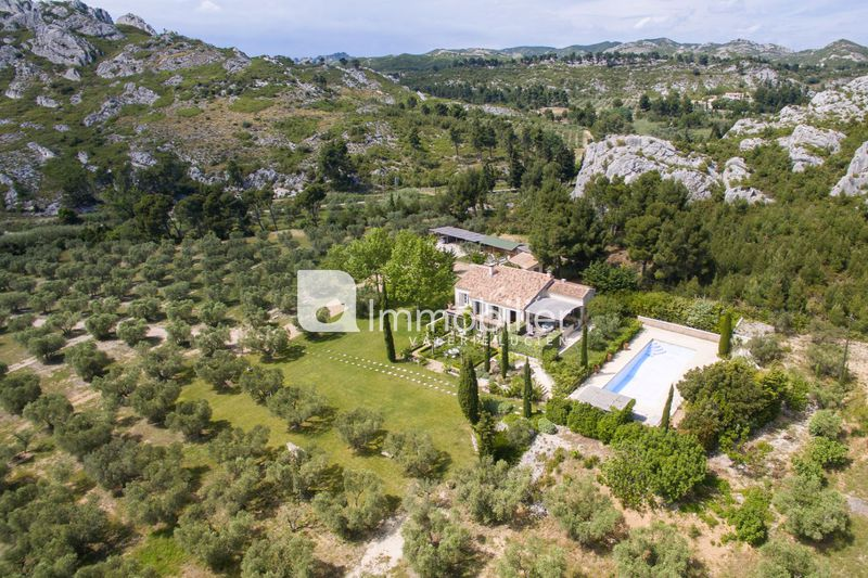 Photo Property Maussane-les-Alpilles Alpilles,  Location saisonnière property  5 bedrooms   250 m²