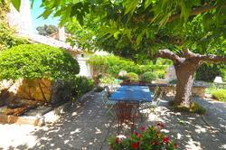 Location saisonnière maison en pierre Les Baux-de-Provence