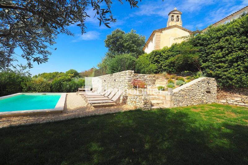 Photo Maison de hameau Joucas Lubéron,  Location saisonnière maison de hameau  4 chambres   160m²