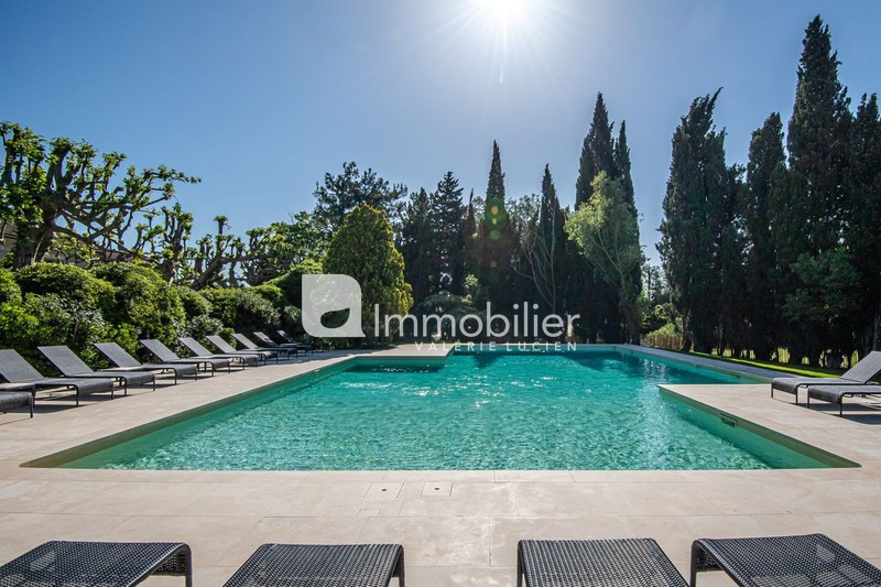 Photo Bastide Saint-Rémy-de-Provence Alpilles,  Location saisonnière bastide  13 bedrooms   1000 m²