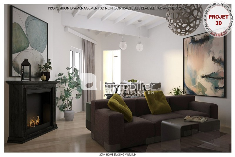 Photo Apartment Saint-Rémy-de-Provence Centre-ville,   to buy apartment  5 rooms   141 m²