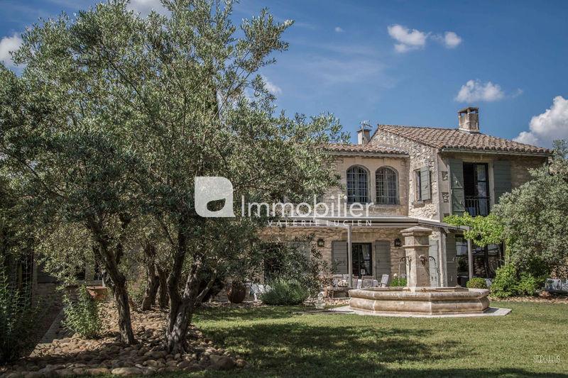 Photo Mas Saint-Rémy-de-Provence Proche centre ville,   achat mas  4 chambres   350m²