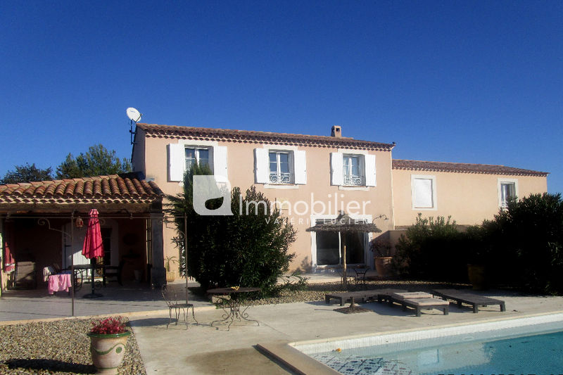 Photo House Saint-Rémy-de-Provence A 2 mn centre-ville,   to buy house  5 bedrooms   280 m²