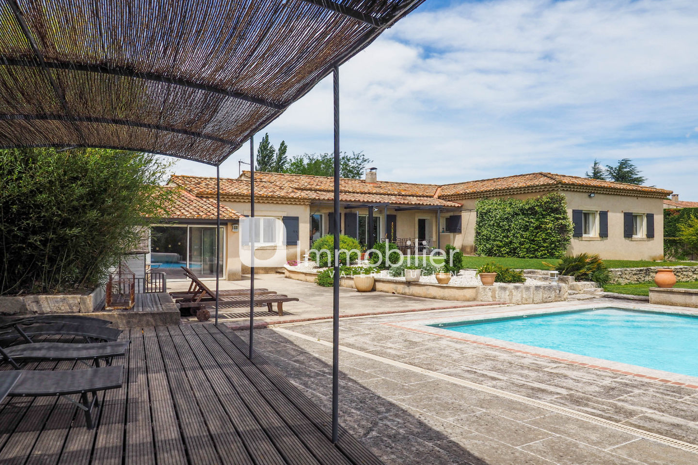Photo House Saint-Rémy-de-Provence A 5 minutes du centre-ville,   to buy house  4 bedrooms   184 m²