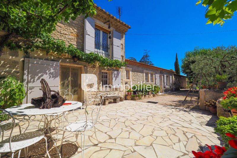 Photo Mas Saint-Rémy-de-Provence A pied du centre-ville,   to buy mas  5 bedrooms   250 m²