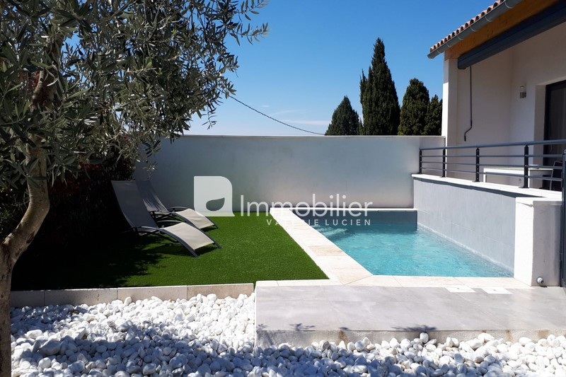 Photo Maison contemporaine Saint-Rémy-de-Provence A pied du centre-ville,   achat maison contemporaine  2 chambres   83 m²