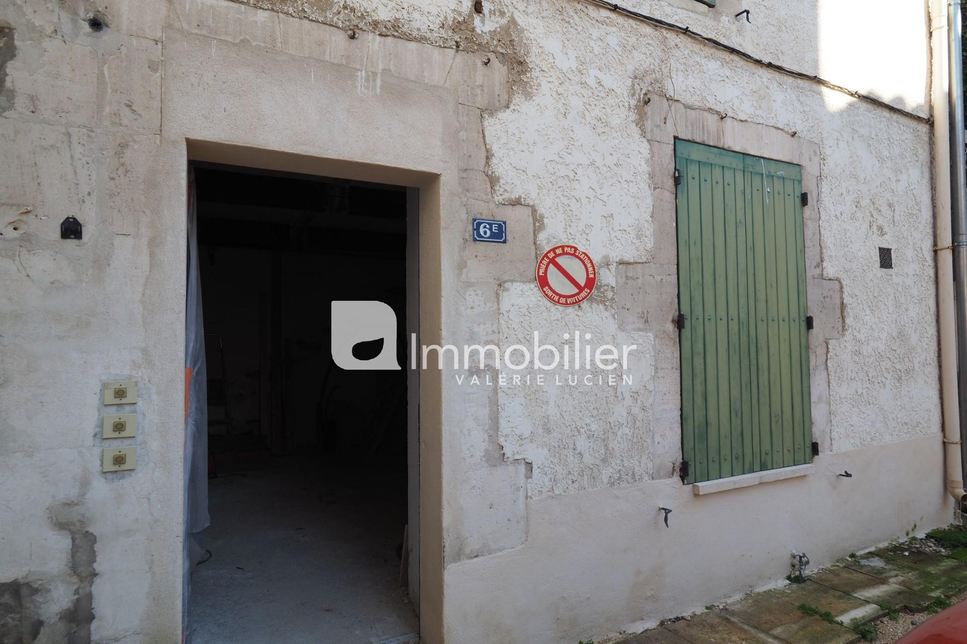 Photo Maison de ville Saint-Rémy-de-Provence Centre-ville,   achat maison de ville  4 pièces   108m²