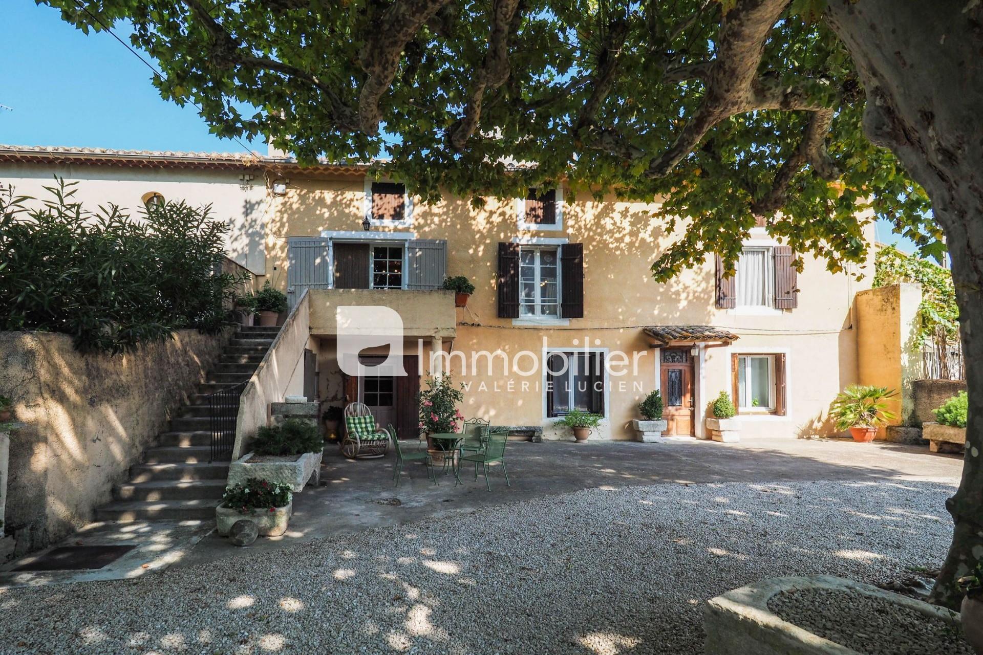 Photo Mas Saint-Rémy-de-Provence En campagne,   to buy mas  4 bedrooms   200m²